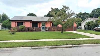 517 Edward Road, West Melbourne, FL 32904 - MLS#: 820331