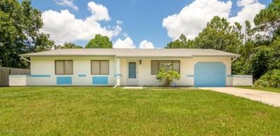 1021 Pasadena Road, Palm Bay, FL 32909 - MLS#: 820354