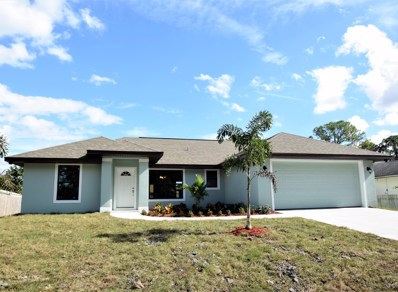 1149 Hill Avenue, Palm Bay, FL 32907 - MLS#: 820356