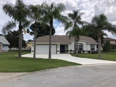 1061 Red Bud Circle, Rockledge, FL 32955 - MLS#: 820398