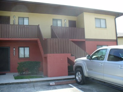 1702 University Lane UNIT 808, Cocoa, FL 32922 - MLS#: 820400