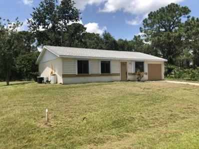 1027 Welch Road, Palm Bay, FL 32909 - MLS#: 820431