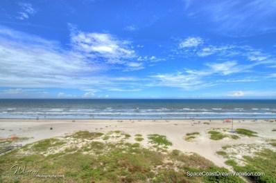 1050 N Atlantic Avenue UNIT 707, Cocoa Beach, FL 32931 - MLS#: 820439