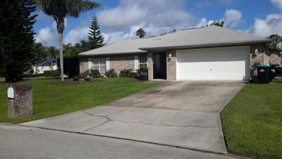 1317 Rila Street, Palm Bay, FL 32909 - MLS#: 820450