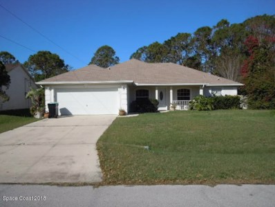 1350 NW Ginza Road, Palm Bay, FL 32907 - MLS#: 820456