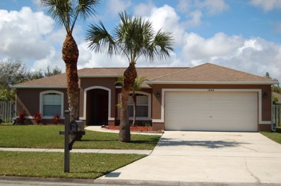 1844 Crane Creek Boulevard, Melbourne, FL 32940 - MLS#: 820471