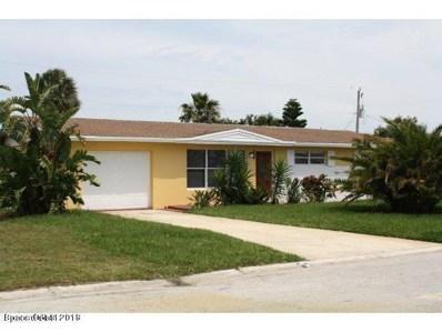 625 Verbenia Drive, Satellite Beach, FL 32937 - MLS#: 820480