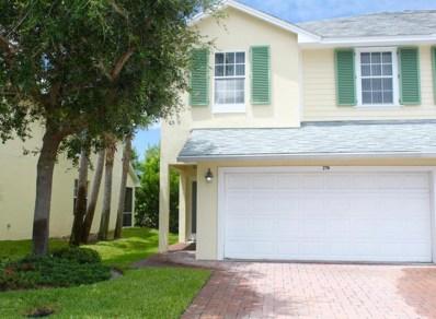 270 Tin Roof Avenue UNIT 501, Cape Canaveral, FL 32920 - MLS#: 820499