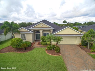 4816 Merlot Drive, Rockledge, FL 32955 - MLS#: 820675