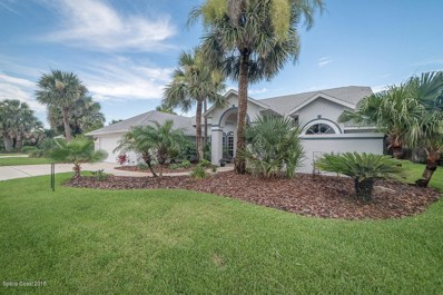 302 Salida Drive, Indian Harbour Beach, FL 32937 - MLS#: 820678
