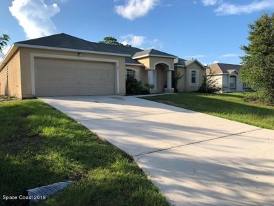 851 SE Toluca Street, Palm Bay, FL 32909 - MLS#: 820690