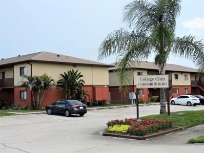 1708 University Lane UNIT 507, Cocoa, FL 32922 - MLS#: 820757