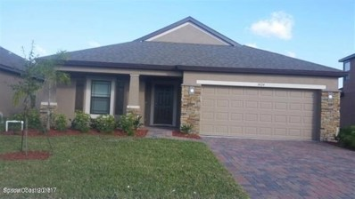 1424 Musgrass Circle, West Melbourne, FL 32904 - MLS#: 820784