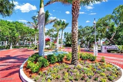 428 Seaport Boulevard UNIT 134, Cape Canaveral, FL 32920 - MLS#: 820796