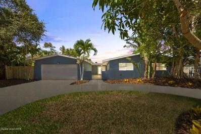 199 Antigua Drive, Cocoa Beach, FL 32931 - MLS#: 820866