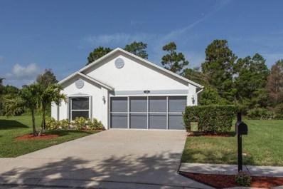 2225 Redwood Circle, Palm Bay, FL 32905 - MLS#: 820874