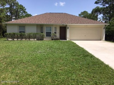 1175 NW Nordic Street, Palm Bay, FL 32907 - MLS#: 820906