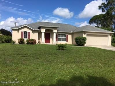 110 Hillock Avenue, Palm Bay, FL 32907 - MLS#: 820951