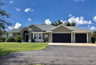 6760 McGruder Road, Merritt Island, FL 32953 - MLS#: 820971