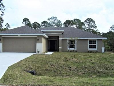 919 Thompson Road, Palm Bay, FL 32908 - MLS#: 820988