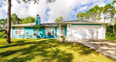 1888 Thomasville Avenue, Palm Bay, FL 32909 - MLS#: 820990