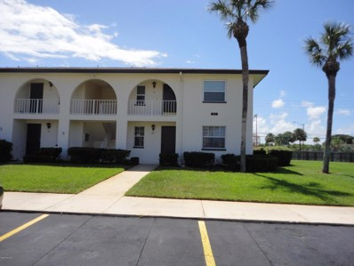 402 School Road UNIT 44, Indian Harbour Beach, FL 32937 - MLS#: 821003
