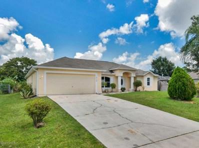 713 Norse Street, Palm Bay, FL 32907 - MLS#: 821072