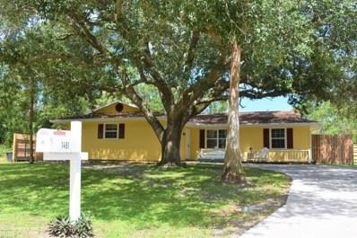 1461 Hardey Road, Palm Bay, FL 32908 - MLS#: 821076