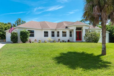 1852 Harley Place, Merritt Island, FL 32952 - MLS#: 821100