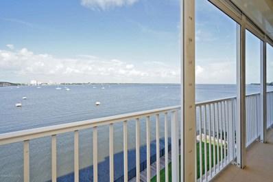 500 Sail Lane UNIT 303, Merritt Island, FL 32953 - MLS#: 821106