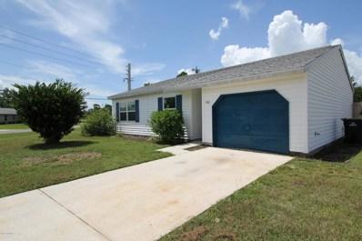 502 Justine Avenue, Palm Bay, FL 32907 - MLS#: 821191