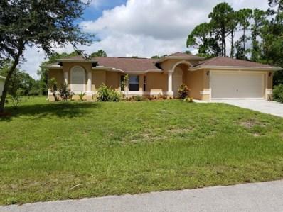 248 Croquet Avenue, Palm Bay, FL 32907 - MLS#: 821193