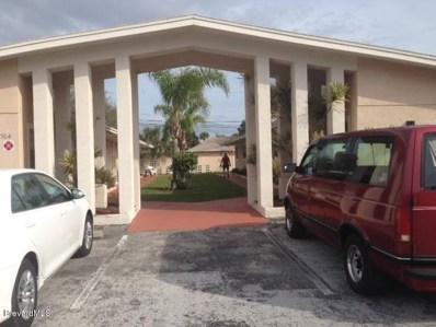 306 Johnson Avenue UNIT 7, Cape Canaveral, FL 32920 - MLS#: 821231