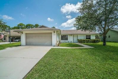 1539 Elmhurst Circle, Palm Bay, FL 32909 - MLS#: 821273