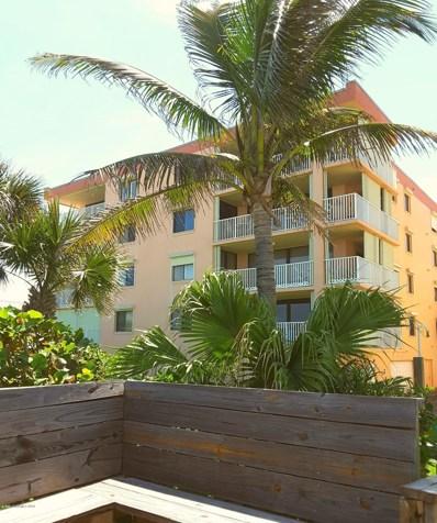 1527 S Atlantic Avenue UNIT 203, Cocoa Beach, FL 32931 - MLS#: 821281