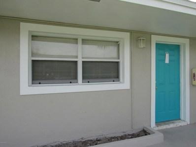 310 Johnson Avenue UNIT 15, Cape Canaveral, FL 32920 - MLS#: 821313