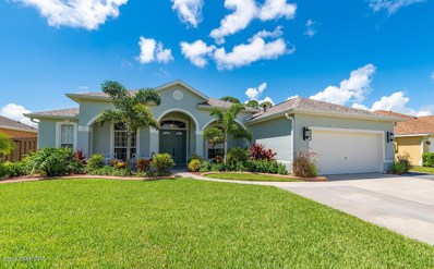 332 Castlewood Lane, Rockledge, FL 32955 - MLS#: 821354