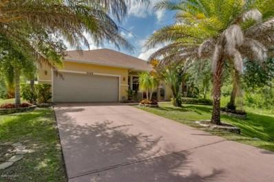 2288 Santa Maria Avenue, Palm Bay, FL 32909 - MLS#: 821363