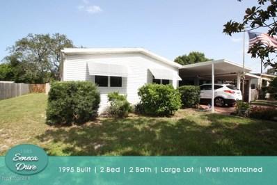1585 Seneca Drive, Melbourne, FL 32935 - MLS#: 821364