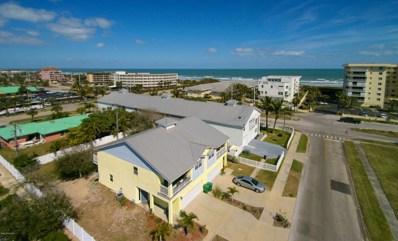 179 Lucie Street, Cocoa Beach, FL 32931 - MLS#: 821381
