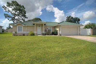 614 Concord Street, Palm Bay, FL 32907 - MLS#: 821391