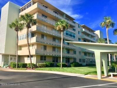 2020 N Atlantic Avenue UNIT 102, Cocoa Beach, FL 32931 - MLS#: 821434
