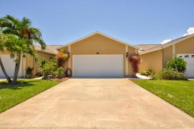 78 Anchor Drive, Indian Harbour Beach, FL 32937 - MLS#: 821440