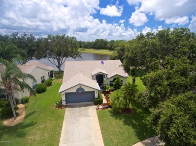 6896 Blackberry Court, Melbourne, FL 32940 - MLS#: 821443