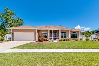 1110 Old Parsonage Drive, Merritt Island, FL 32952 - MLS#: 821460