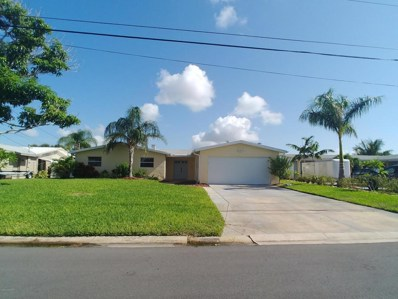 1630 Davis Drive, Merritt Island, FL 32952 - MLS#: 821495