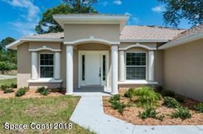4965 Mayflower Street, Cocoa, FL 32927 - MLS#: 821501