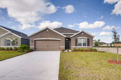 270 De Castro Avenue, Palm Bay, FL 32909 - MLS#: 821510