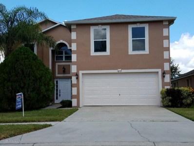 1623 Sawgrass Drive, Palm Bay, FL 32908 - MLS#: 821529