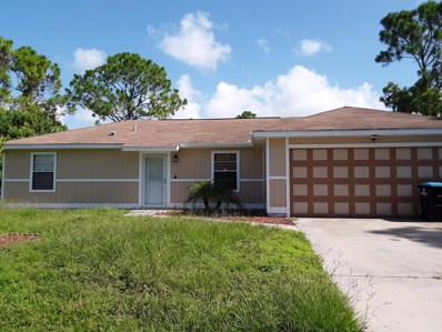 1387 Hazel Street, Palm Bay, FL 32907 - MLS#: 821532